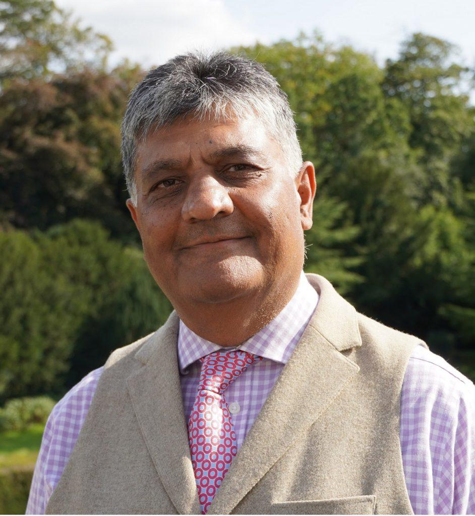 Raj Gandhi, CEO, GGV London